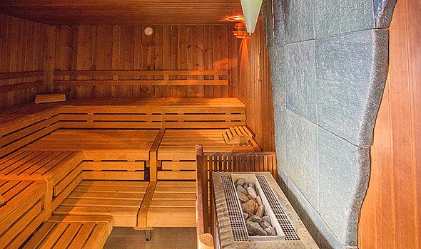 Saunalandschaft   Sauna & Wellness   Allwetterbad